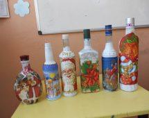 Чудесните изобретения на 8 клас с ръководител г-н Марков