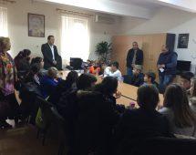 Ученици от четвърти клас посетиха Общинска администрация